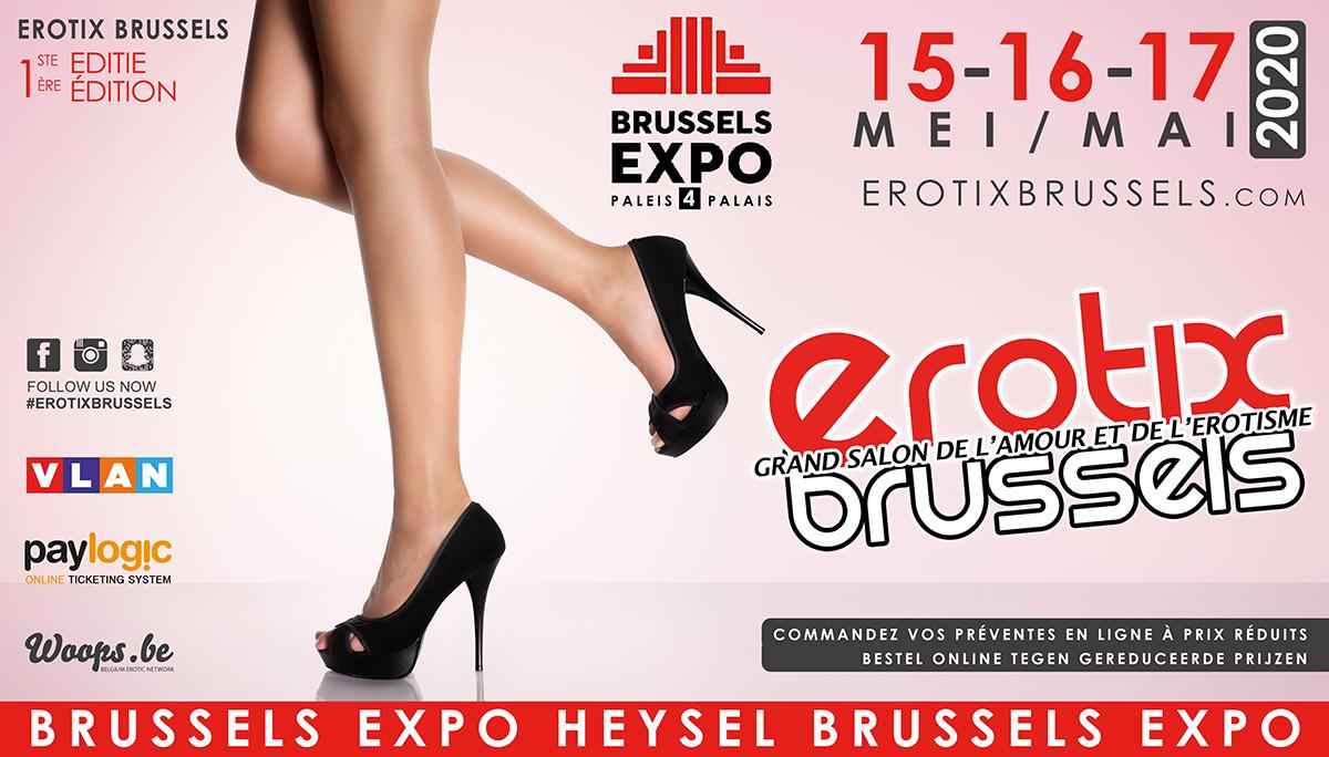 Brussels Erotica Beurs 2020