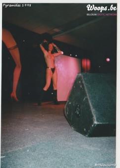 Erotisme Bruxelles Pyramides 1998 (5/23)