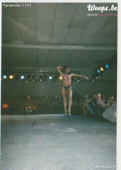 Erotisme Bruxelles Pyramides 1998 (2/23)