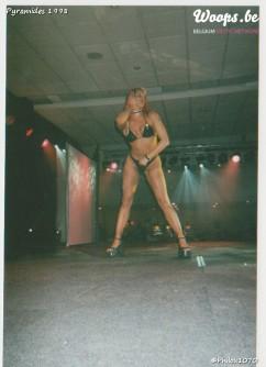 Erotisme Bruxelles Pyramides 1998 (3/23)