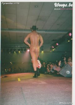 Erotisme Bruxelles Pyramides 1998 (1/23)