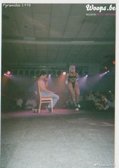 Erotisme Bruxelles Pyramides 1998 (21/23)