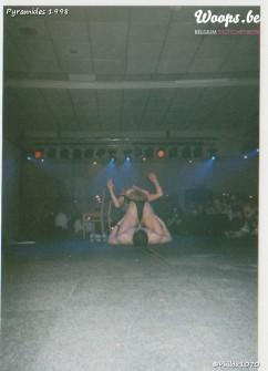 Erotisme Bruxelles Pyramides 1998 (4/23)