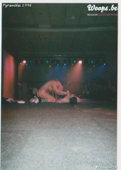 Erotisme Bruxelles Pyramides 1998 (17/23)